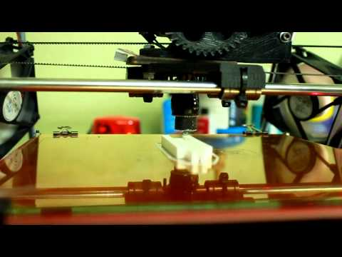 200mm/s @ 8000mm/s2 High Speed 3D Printing