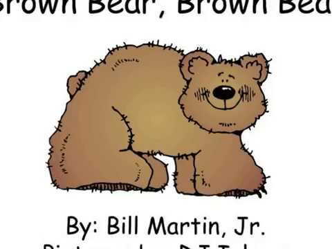 Brown Bear Song - YouTube