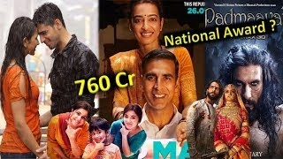 Box Office Collection Of Aiyaary, Padman , Padmaavat & Secret Superstar China collection 2018