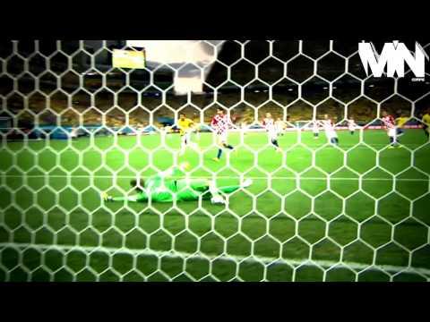 world cup 2014 qualifiers brazil : Neymar vs Croatia HD 720p (12/06/2014) WORLD CUP 2014