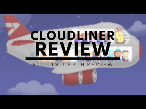 Pocket Planes: Cloudliner In-Depth Review!