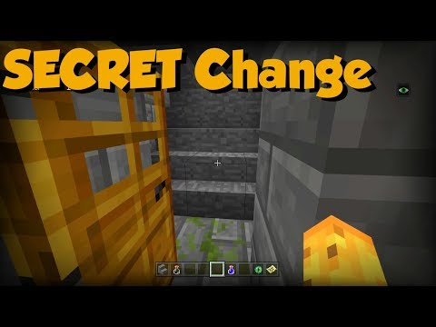 Minecraft 1.9 Has A Secret Feature NOBODY Had Found