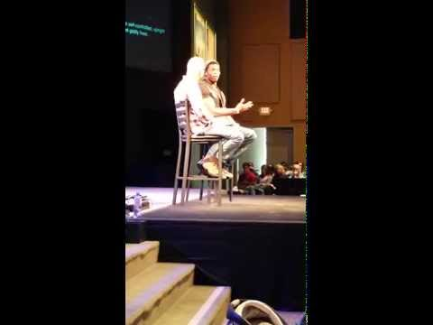 More Virgil Green at Sunday Church Service