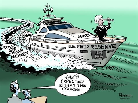 Dr. Marc Faber: Federal Reserve Won't Stop Printing $$$