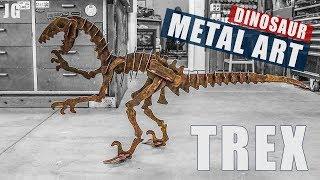 Metal T-Rex | JIMBO