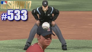 NEARING MAJOR MILESTONES! | MLB The Show 17 | Road to the Show #533