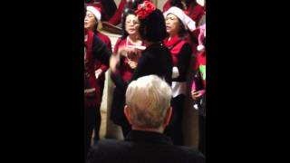 Casablanca Retirement Home Carolers