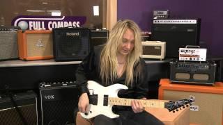 Repeat youtube video Boss Metal Zone MT-2 vs Metal Core ML-2 Guitar Pedal | Full Compass