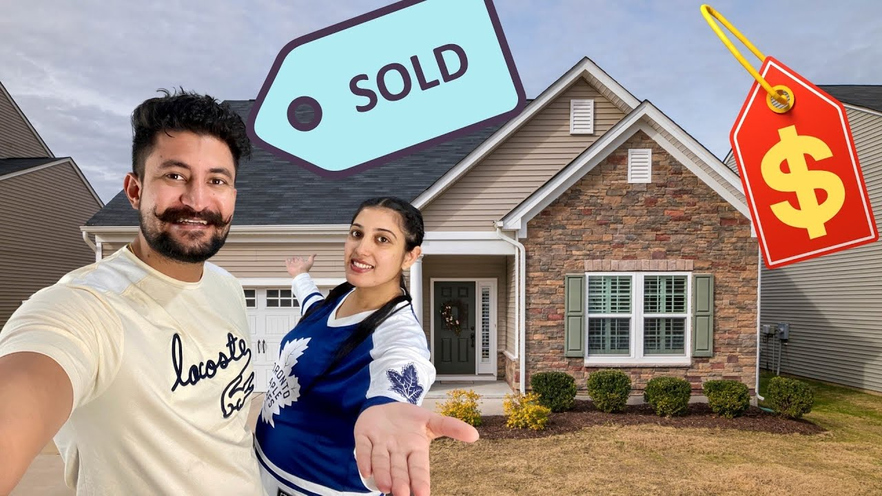 WE BOUGHT A NEW HOUSE IN CANADA *SURPRISE*