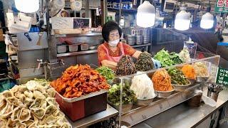 korean food delicious bibimbap…