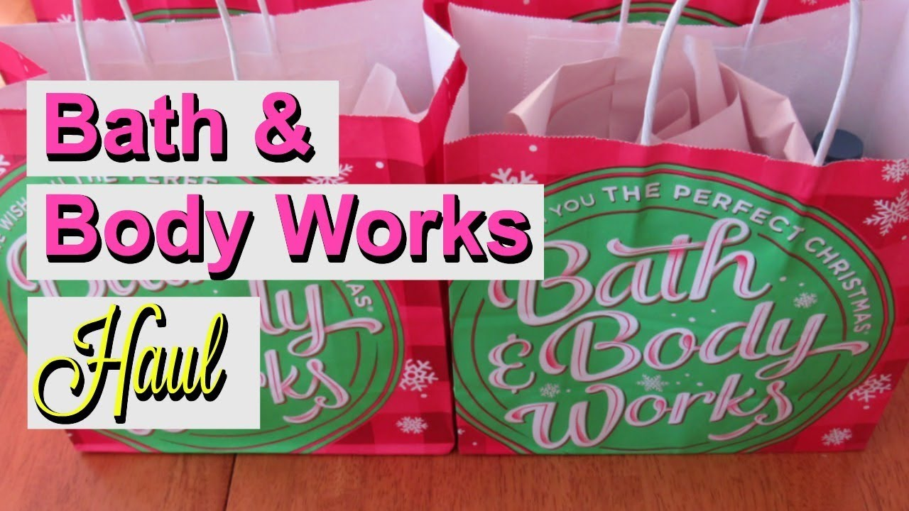 bath body works after christmas semi annual sale haul 2017 youtube. Black Bedroom Furniture Sets. Home Design Ideas