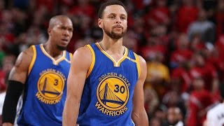 2nd Half Rally Propels Warriors to 3-0 Series Lead | April 22, 2017