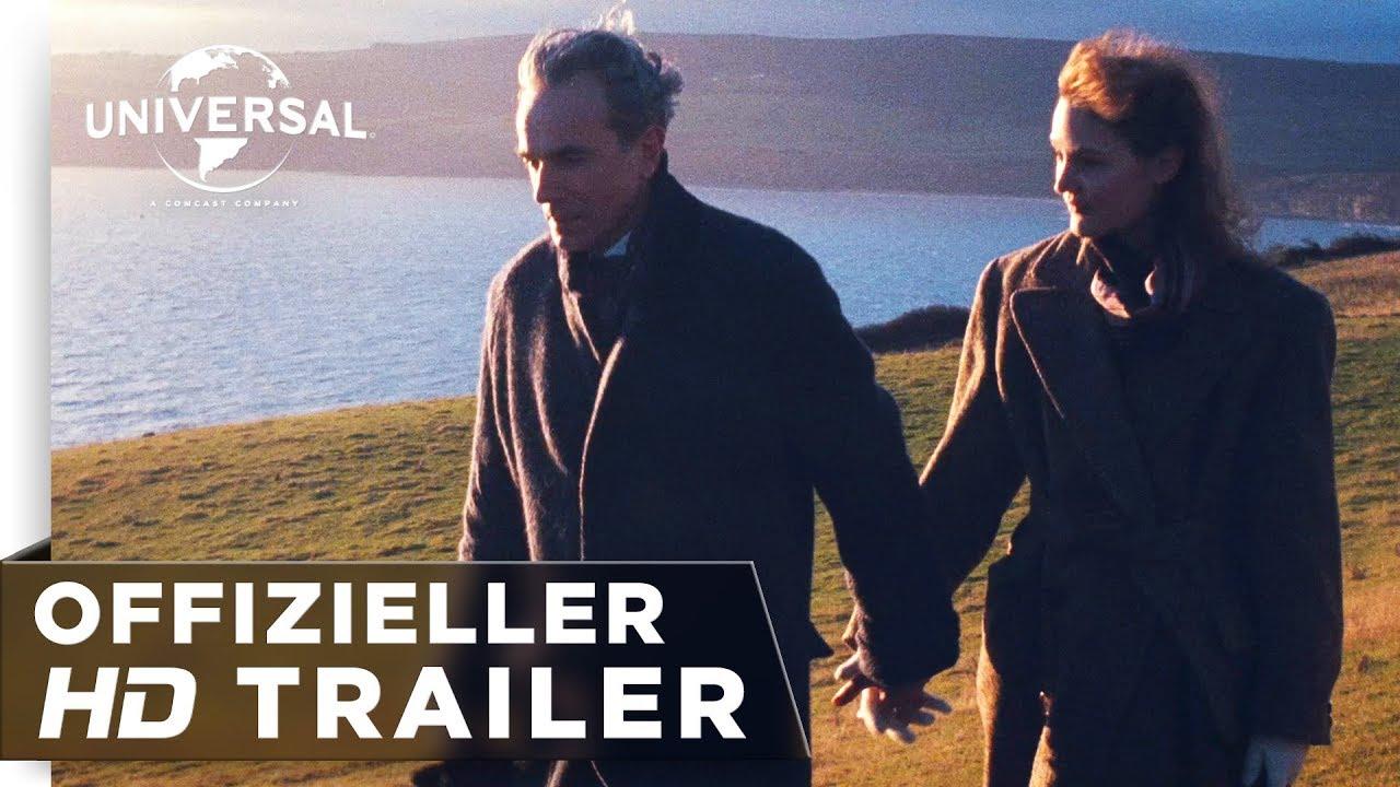 Der seidene Faden - Trailer deutsch/german HD