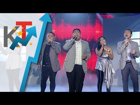 TNT Season 3 Grand Finalists bumida sa It's Showtime stage!