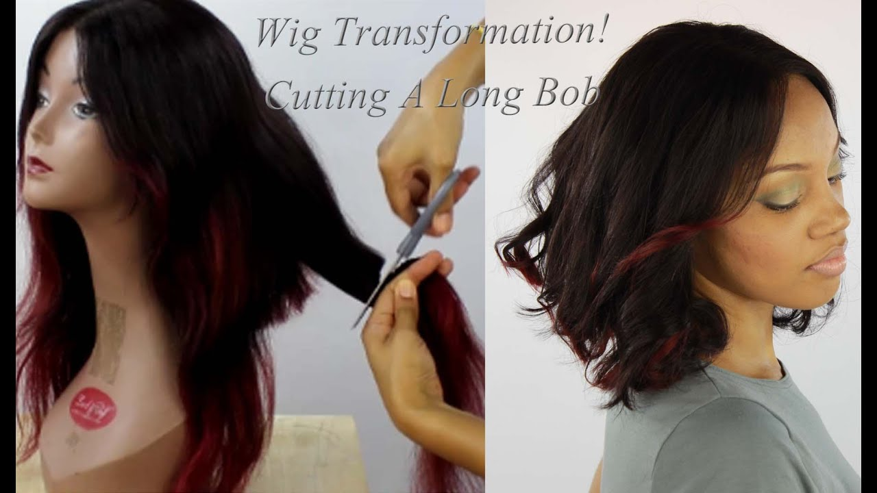 Wig Transformation 38