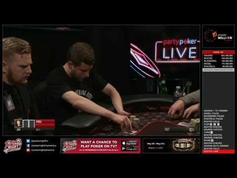 LIVESTREAM - $5 MILLION CAD NA - Day 3 - Part 2 | Playground Poker Club - Montréal, QC