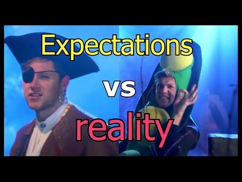 Niall Horan - Expectations vs reality...
