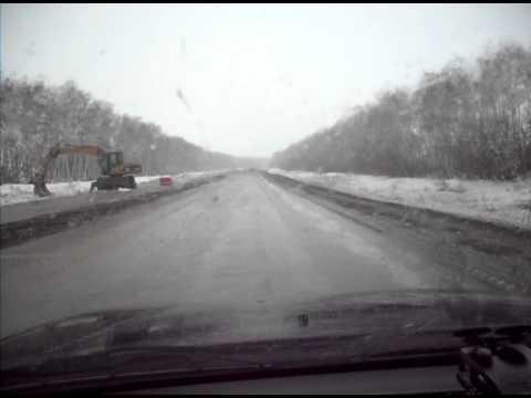 Дороги Саратовской области 01.04.2012