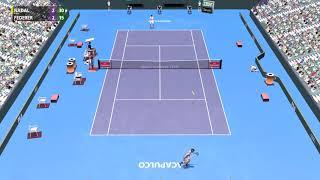 Full Ace Tennis Simulator: Nuevas animaciones!!