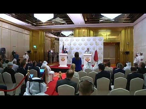 Will Qatar Fall in Line? 1