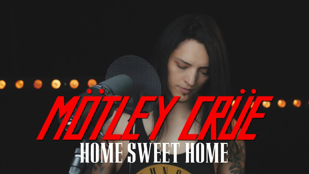 Home Sweet Home - (Mötley Crüe) cover by Juan Carlos Cano