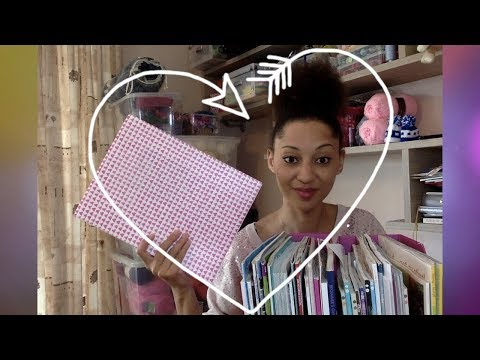 How to organise knitting and crochet patterns // HG Designs Crochet ♡ Vlog 26 // HGDC
