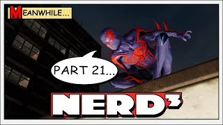Nerd³ is Spider-Man - 21 - The Iron Spider