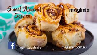 Magimix Cook Expert Sweet Almond Scones By Adrian Richardson