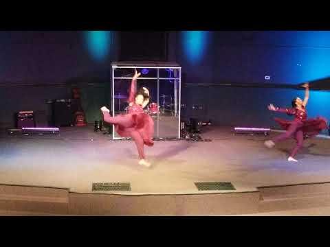 Jacob's Song/ I'm Desperate Yet Praise Dance Company Worship Dance