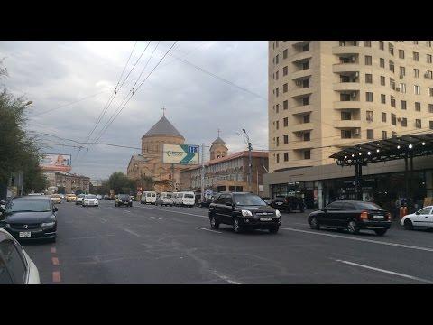 Yerevan, 17.10.16, Mo, Video-1, Depi Komitas