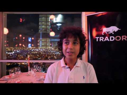 Un des plus jeunes traders au monde formé par TRADOR au Maroc ( next Warren BUFFET )