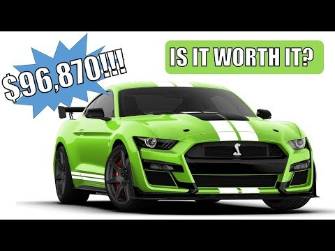 My 2020 GT500 Build and Price | Check It Out
