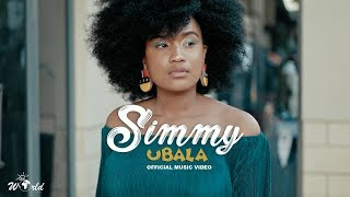 Simmy - Ubala Feat Sun-EL Musician - Official Music Video