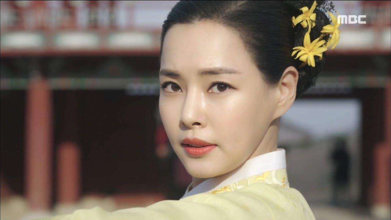 [The Rebel] 역적 : 백성을 훔친 도적 ep.22 Lee Ha-nui, The janggu dance show of glamour.20170411 - YouTube