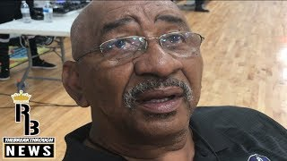 "NBA LEGEND George Gervin SAYS JAMES HARDEN ""CAN'T SCORE LIKE ME!"", Talks NBA With RBTheBreakThrough!"