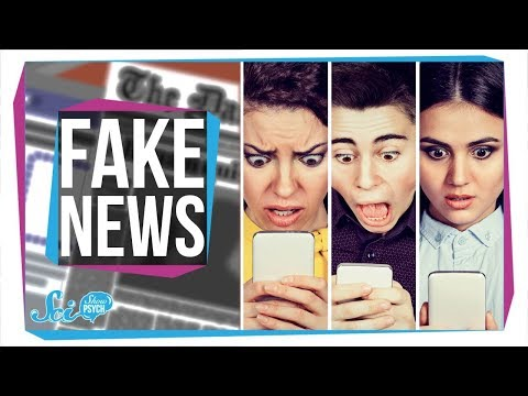 Why Do So Many People Share and Believe Fake News?