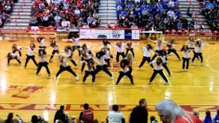 Cobbler Coeds dance team
