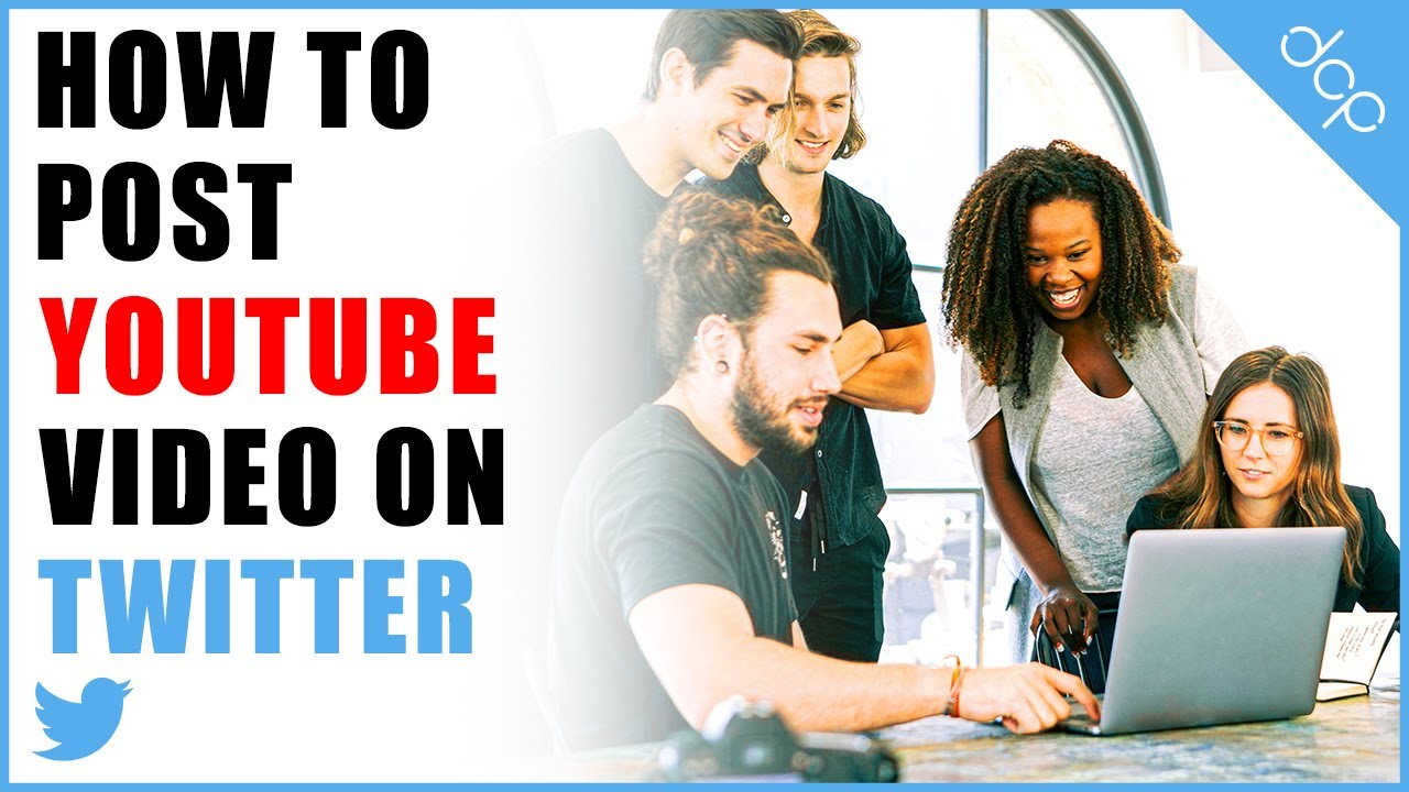 How to post youtube videos on your twitter business ...