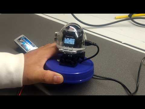 360 Race Cam from Race Mark / Buoy - Its Alive!!