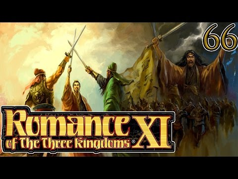 Let's Play Romance Of The Three Kingdoms XI Huang Zhishias Story Part 66