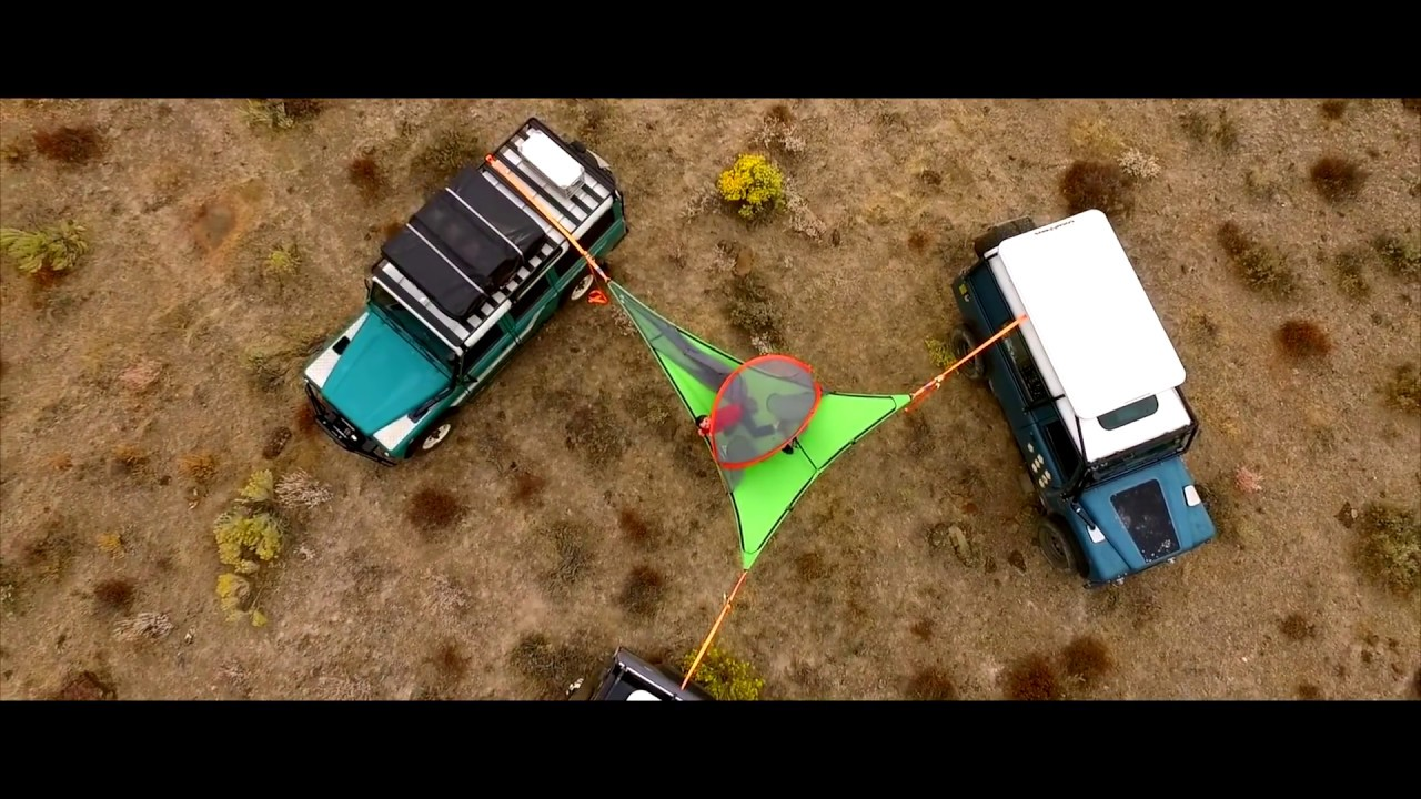 Flite+ Tree Tent (Forest Green) video thumbnail