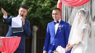 Свадьба Полина и Даниил