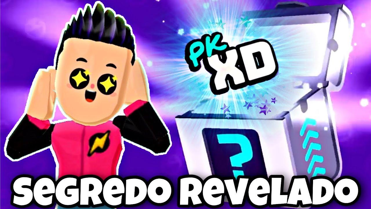 PK XD SEGREDO DOS ITENS EXCLUSIVOS REVELADO! PETER TOYS