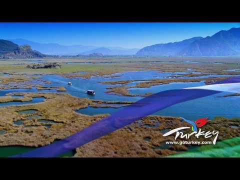 """Turkish Tourism : Turquoise Coast """"Turquoise Calling"""""""