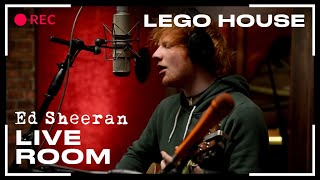 """Download Ed Sheeran - """"Lego House"""" captured in The Live Room"""