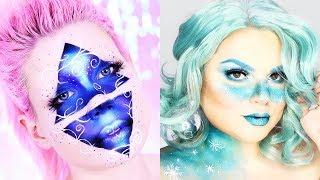 ❄️MOOD: ICE QUEEN ❄️| Best Makeup Tutorials 2018 | Makeupholic
