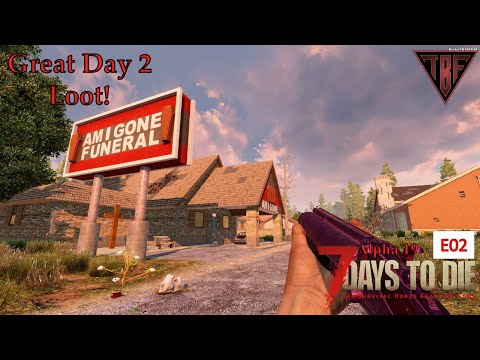 great-loot-and-buys!-e02-7-days-to-die-alpha-19-experimental-branch!-new-playthrough-7d2d-a19