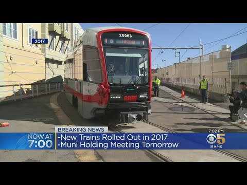 SFMTA Discovers Safety Problem With New Muni Streetcars