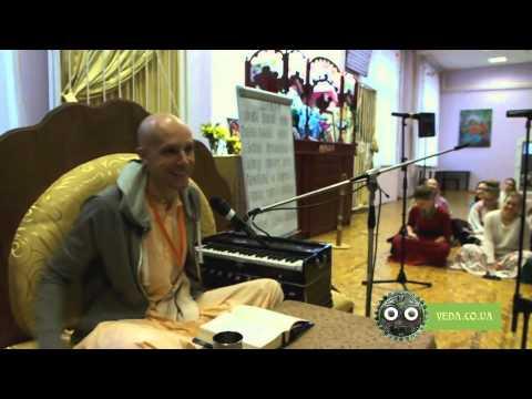 Шримад Бхагаватам 1.10.9-10 - Мадана Мохан прабху