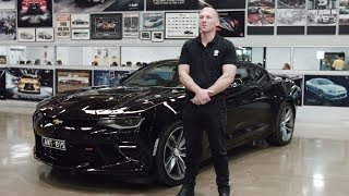Chevrolet Camaro Engineering Program Development